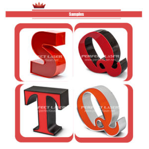 LED Metal Letter Sign Ads Board Channel Letter Bending Machine pictures & photos