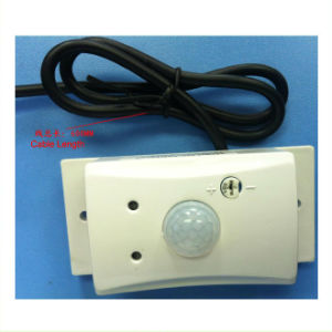 Human Induction Infrared Motion PIR Switch for LED Light Hw-8090 pictures & photos