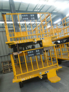 Airport Baggage Carts Trolly Pallet Dolly Trailer pictures & photos