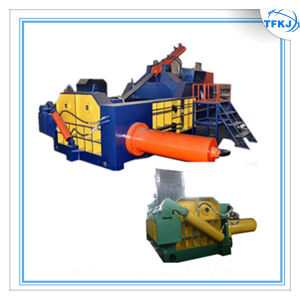 Y81f-3150 Hydraulic Scrap Metal Baling Press Machine pictures & photos
