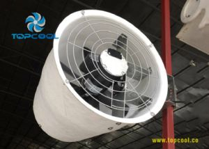 """Fiberglass Jet Fan 20"""" with Bess Lab Test Report pictures & photos"""