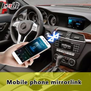 Navigation Car Android Video Interface with WiFi Mirrorlink for Mercedes-Benz Ntg4.5 W204 W245 W246 pictures & photos