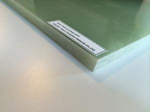 Epoxy Glass Cloth Laminated Sheet Epgc201 (IEC Grade) pictures & photos