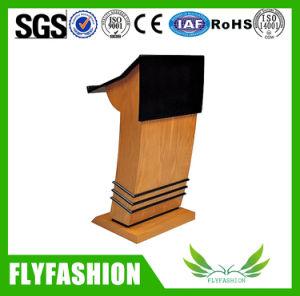 High Quality Wooden School Teacher Speech Desk for Wholesale (SF-16T) pictures & photos