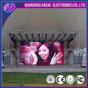 P6 Outdoor Full Color Rental LED Display pictures & photos