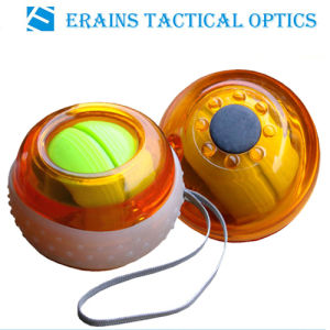 Normal Power Ball/ Wrist Ball With LED Lights and Magnet Massage (WB286L) pictures & photos