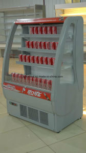 Beverage Open Chiller for Super Market Made in China pictures & photos