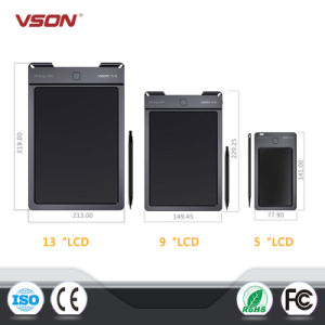 """Vson Cheapest 5"""" Mini Electronic Writing Pad with Stylus pictures & photos"""
