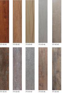 Environmental Friendly Waterproof PVC Floor Tiles pictures & photos