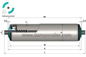 Damon Gravity Conveyor Roller (1200) pictures & photos