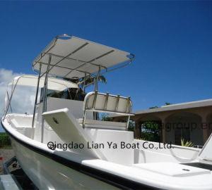 Liya 25feet Outboard Fiberglass Yacht Longline Fishing Boat Sale pictures & photos