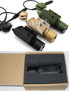Erains Tac Optics M3 Airsoft 200 Lumens Tactical Airsoft Glock Pistol LED Flashlight LED Light and Torch pictures & photos