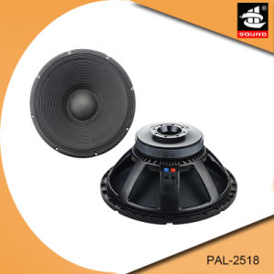 18 Inch Professional Woofer PAL-2518 pictures & photos