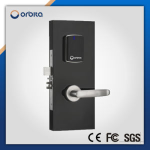 China Supplier Digital Hotel Lock RFID Card Hotel Lock pictures & photos