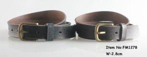 2018 Fashion Leather Woman′s Belts (FM1278) pictures & photos