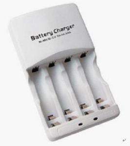 AA/AAA (SC-350) Ni-MH Rechargeable Batteries Chargers pictures & photos