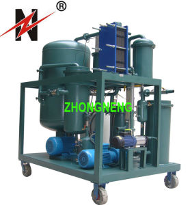 Vacuum Used Hydraulic and Lubricant Oil Purification Machine pictures & photos