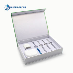 44% Peroxide Teeth Whitening Home Kit with Beautiful Smile Whitening Device pictures & photos