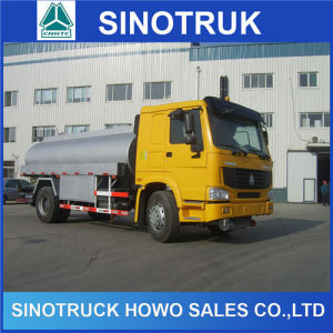 2015 New HOWO Fuel Truck for Africa pictures & photos