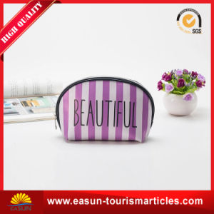 Custom Necessary Satin Cosmetic Bags pictures & photos