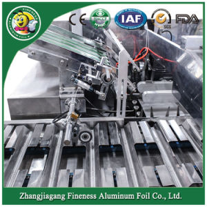 2018 New High Quality Aluminum Foil Boxing Machine pictures & photos