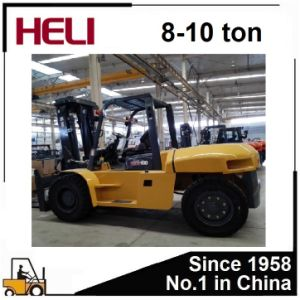 2.5/3/3.5/5/7/10 Tons Electric Diesel Forklift Truck with Best Price pictures & photos