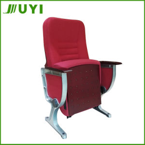 Auditorium Chair Musical Hall Seats with ABS Writing Pad Jy-989 pictures & photos