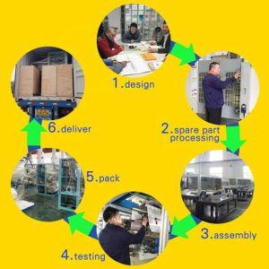 Ce Certificate Lady Anion Mushroom Shape Sanitary Pad Machine (JWC-MGT-1200) pictures & photos