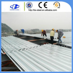 Cold Formed Floor Decking Steel Sheet pictures & photos