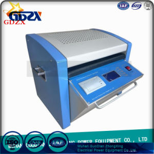 High Precision Insulating Oil Dielectric Loss Tester pictures & photos