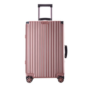 Hard Travel Set Bag Polyester Trolley Suitcase Baggage Luggage pictures & photos