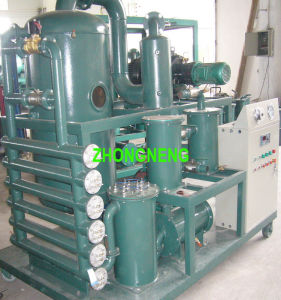 Transformer Dielectric Oil Purification and Oil Filtration Plant pictures & photos