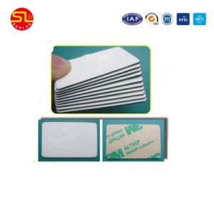 Transparent UHF RFID Inlay Tag From Manufacturer pictures & photos