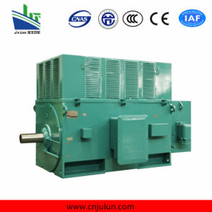 Yrkk Series Large Size High Voltage Wound Rotor Slip Ring Motor Yrkk7001-10-1250kw pictures & photos
