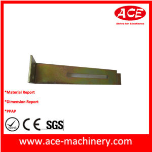 China Supplier Stamping Black Powder Coating Hardware pictures & photos