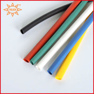 Cable Insulation Low Temperature Heat Shrink Sleeve pictures & photos