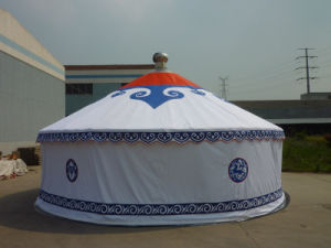Outdoor Yurt Tent Mongolian Yurt Tent Party Event Tent pictures & photos