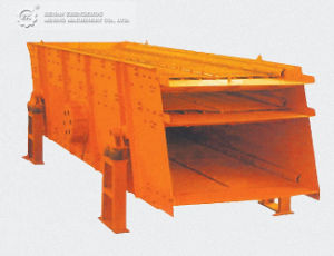 Ore Vibrating Feeder in Stone Crushing Line pictures & photos