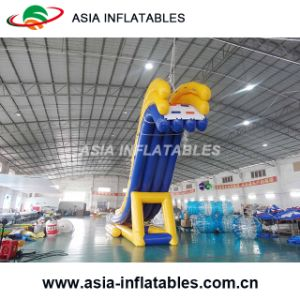 Inflatable Water Slide for Yacht, Customized Inflatable Yacht Slides pictures & photos