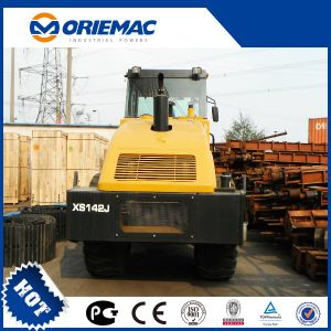 Top Brand New Mechanical 18tons Single Drum Road Roller Xs182j pictures & photos