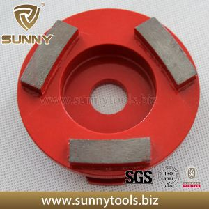 Best Diamond Floor Grinding Concrete Plate (SYYH-01) pictures & photos