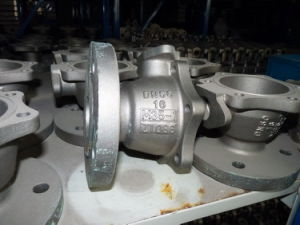 Nickel Alloy Floating Ball Valve pictures & photos
