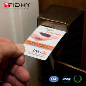 Access Proximity 125kHz / 13.56MHz RFID Visiting Hotel Key Card pictures & photos