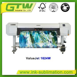 "Mutoh Vj-1624W 64"" 4 Colour Sublimation Printer with High Printing Speed pictures & photos"