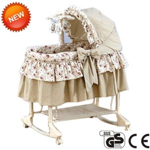3 in 1 Advanced Baby Bassinet with Ce Certificate (CA-BB130) pictures & photos