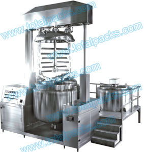Vacuum Homogenizer for Toothpaste (HR-100A) pictures & photos