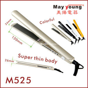 Hot Sell Professional Super Long Plate Hair Flat Iron pictures & photos