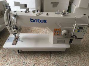 Br-9990d Single Needle Direct Drive Lockstitch Sewing Machine pictures & photos