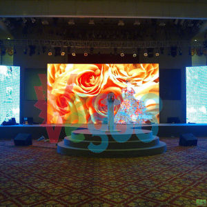 P3 Ultra-Thin Super-Light Indoor Advertising LED Display for Rental pictures & photos