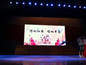 High Effective Outdoor Full Color Rental LED Display Screen pictures & photos